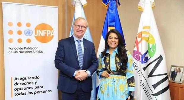 Juventud y UNFPA impulsarán más políticas públicas