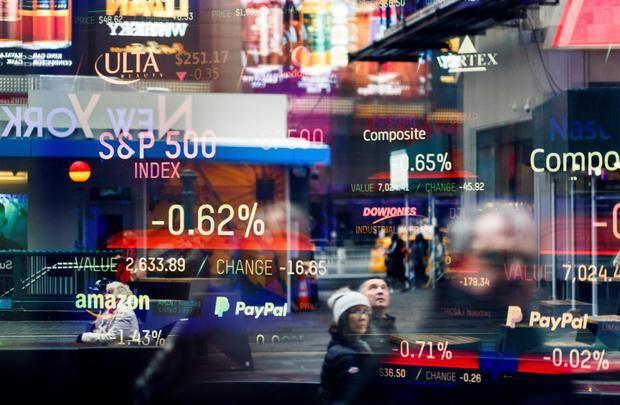 Wall Street cierra en récord, animado por Pfizer y pendiente de Jackson Hole