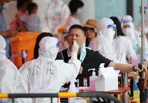 Un nuevo rebrote en China confina Xiamen, de más de 5 millones de habitantes.