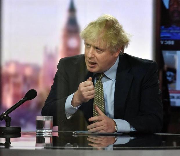 Boris Johnson avisa de un