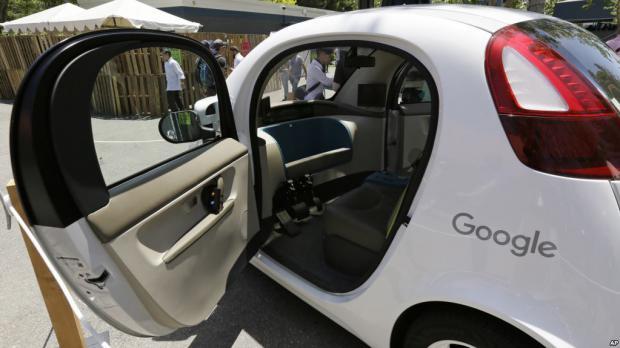 Vehiculos Google