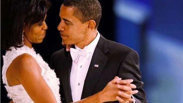 Michelle y Barack Obama, una pareja que inspira amor y admiración