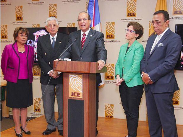 Movimiento político social ASI- RD solicita la renuncia inmediata de todos los jueces de la JCE