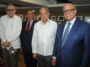 Pedro Delgado Malagon, José Miguel Gómez, Tito Delgado y José Silié Ruiz.