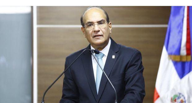Presidente de la JCE: la manera de salir de aquí es con un juicio político