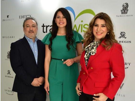 Jaime León, Viviana Calderon y Laura Asilis.