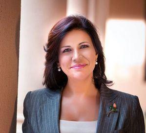 Margarita Cedeño,  esposa de Leonel Fernández se presentará a vicepresidenta junto a su rival