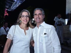 Any Jiménez de Blasco y Julio Blasco.