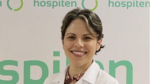 Carolina Corona, especialista en enfermedades infecciosas de Hospiten.