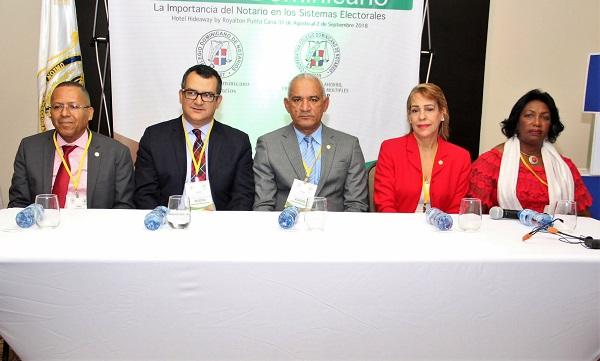 Tribunal Superior Electoral sugiere a notarios que participen en torneos electorales