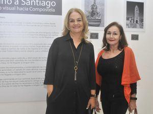 Belén Gómez y Loly Alonzo.
