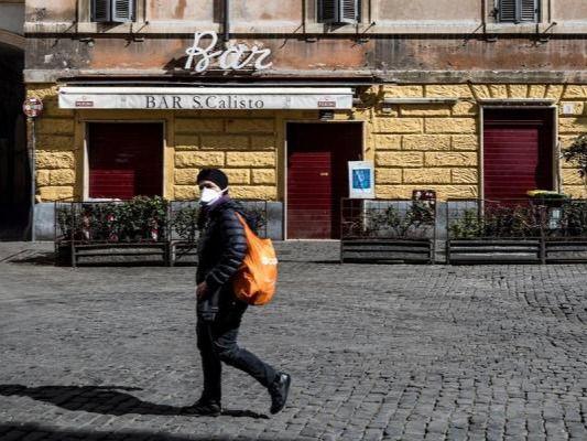 Los fallecidos en Italia superan ya los mil, con 188 más en 24 horas