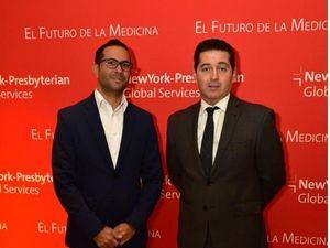 Facundo Ferreguerena y Esteban Rodríguez.