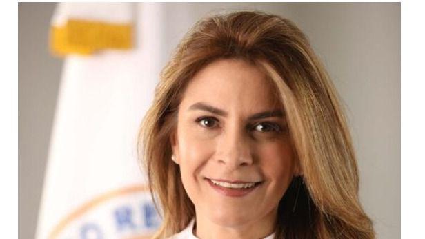Carolina Mejía, primera alcaldesa electa de la capital dominicana