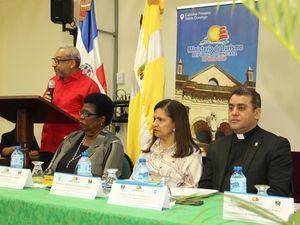 Francisco Cruz Pascual, Celsa Albert, Kirsis de los Santos y Isaac García.