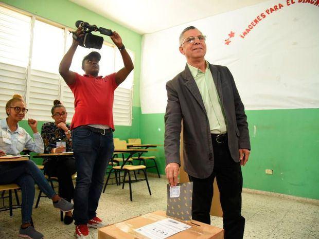 Manuel Jiménez, es el nuevo alcalde de Santo Domingo Este