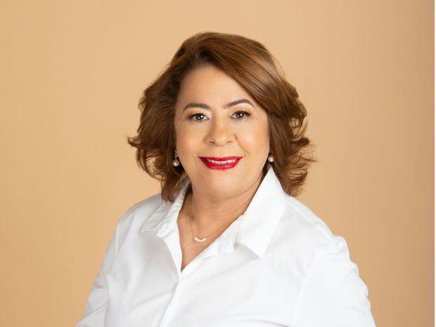 Sonia Díaz Inoa, coordinadora general de Participación Ciudadana.