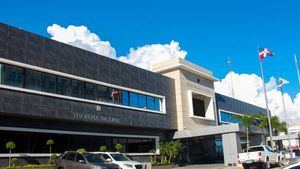Oficinas Tesorería Nacional, República Dominicana.