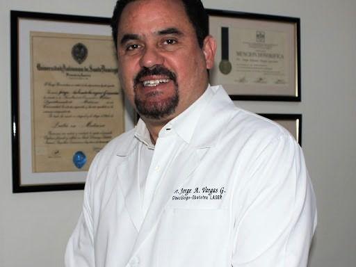 Doctor Jorge Vargas.