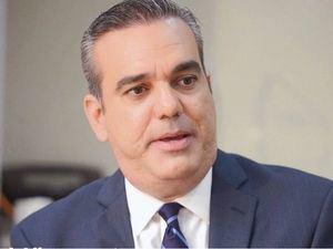 Luis Abinader, candidato presidencial PRM.