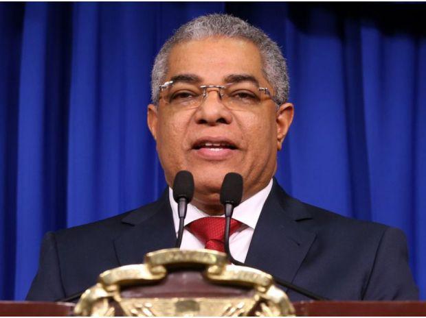 Luis Reyes, director de Presupuesto.