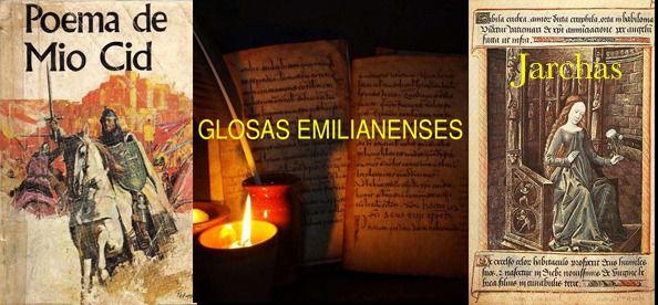 Los primeros textos literarios.