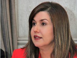 Lucile Houellemont de Gamundi, presidenta de Adesinc.