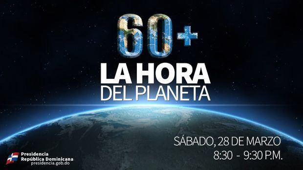 El mundo conmemora La Hora del Planeta