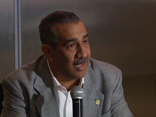 Carlos Sánchez, médico y secretario general de la Alianza por la Democracia (APD).