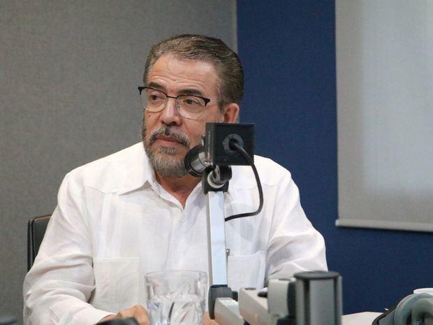 Guillermo Moreno,candidato presidencial por Alianza País.