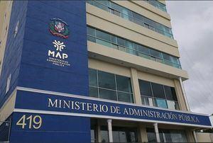Ministerio de Administración Pública.