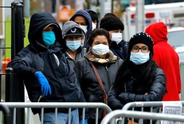 Nueva York supera los 2.000 muertos y busca cómo compensar la falta de ventiladores.