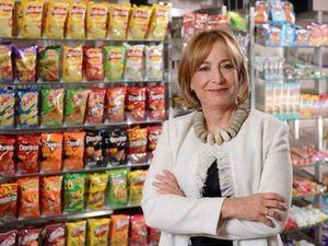 Paula Santilli, directora PepsiCo.