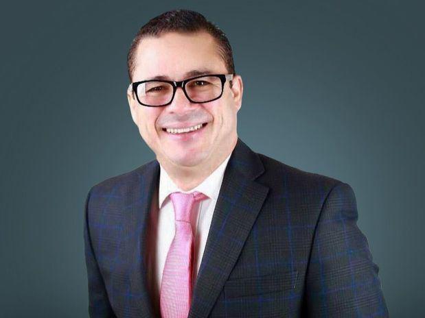 Comunicador y candidato a diputado Graymer Méndez.