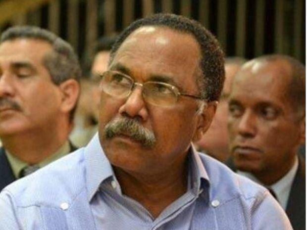 Doctor Hector Cruz.