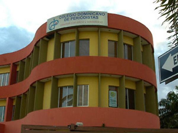 Colegio Dominicano de Periodistas.