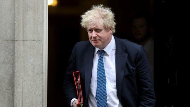 Boris Johnson, ministro de relaciones exteriores británico.