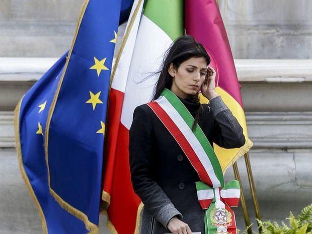 Alcaldesa de Roma, Virginia Raggi, cree que la Ciudad Eterna, una de las más visitadas del mundo, no podrá recuperar al turismo extranjero durante todo 2020.