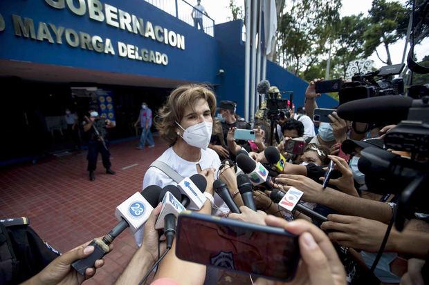 Congelan las cuentas de Cristiana Chamorro por lavado de dinero en Nicaragua