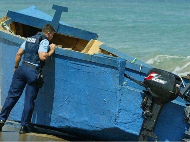 La Armada arresta al principal organizador de viajes ilegales en el nordeste