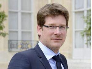 El presidente de la Comisión de Medio Ambiente del Parlamento Europeo, Pascal Canfin.