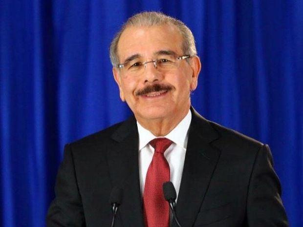 Presidente Danilo Medina hablará al pueblo dominicano hoy viernes.