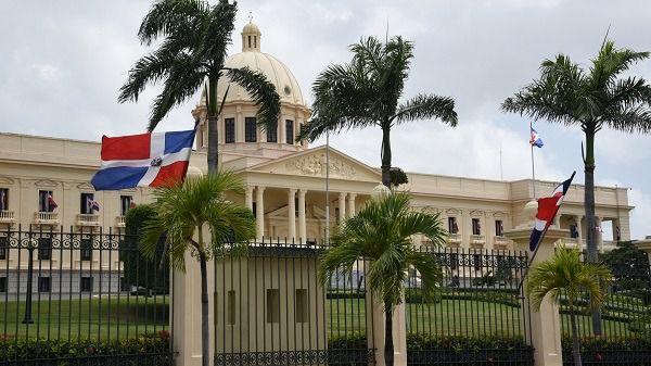 Palacio presidencial.