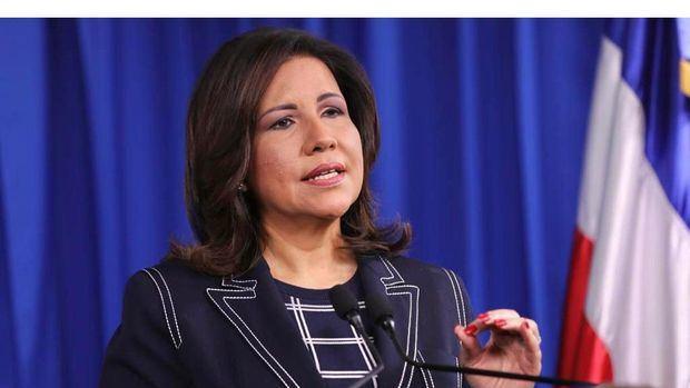 La vicepresidenta Margarita Cedeño anunció este jueves la integración de otros 70,000 hogares al programa temporal Quédate en Casa.