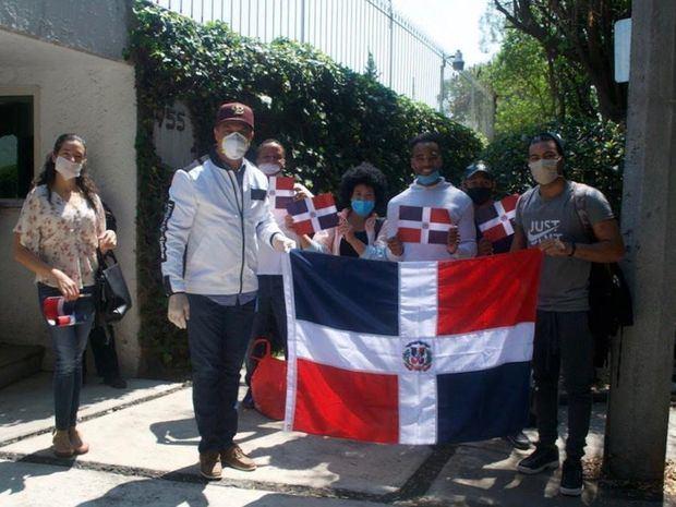Apoyo extraordinario a la comunidad domincana en México vulnerable por Covid-19