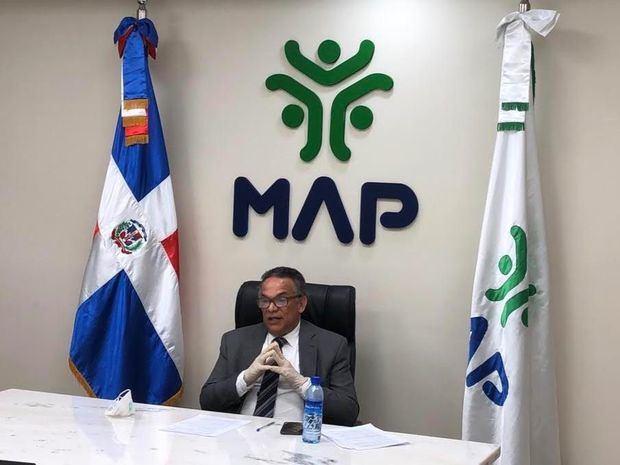 Ventura Camejo destaca labor de servidores públicos en el enfrentamiento al COVID-19 en el país