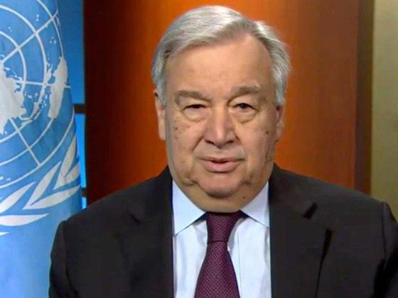 Mensaje del Secretario General con motivo del Día Mundial de la Libertad de Prensa de 2020
