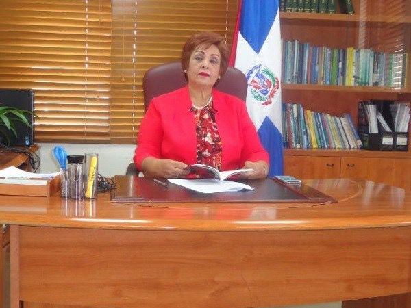 Nélsida Marmolejos, directora de la DIDA.
