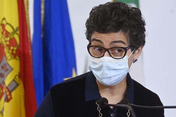 Ministra de Asuntos Exteriores de España, Arancha González Laya.