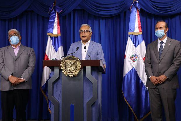 Ministro de Salud explica alcance jornadas de intervención sanitaria, que iniciarán este jueves